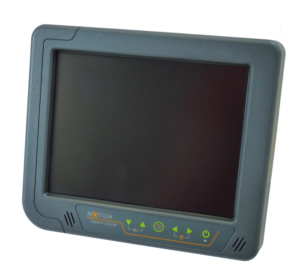 MLC 812 - Sunlight Readable Touch Monitor | Motium